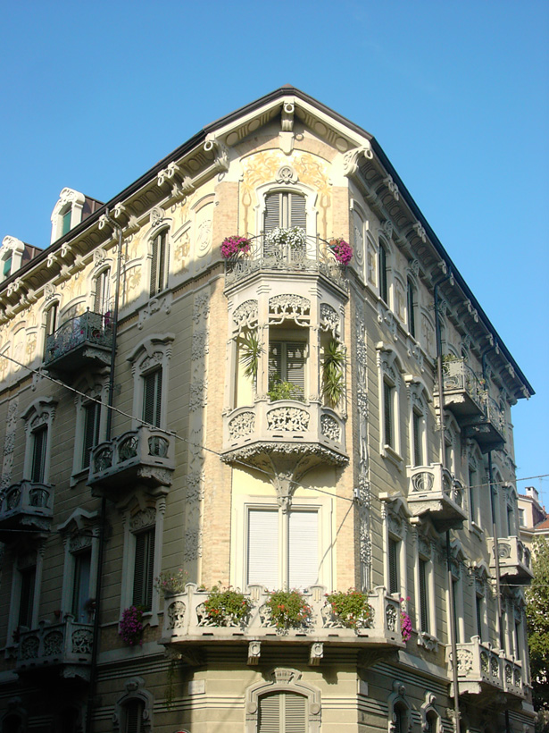 Casa Tasca in via Via Beaumont 3