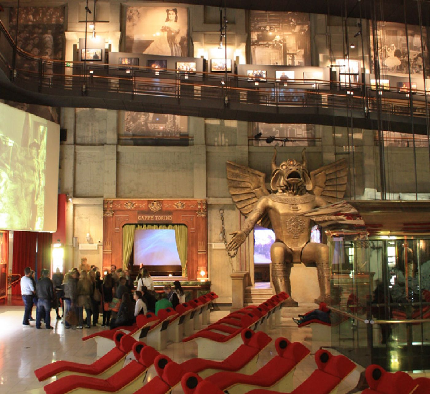 Museo Del Cinema.Museums In Turin Tolove Turin Guide